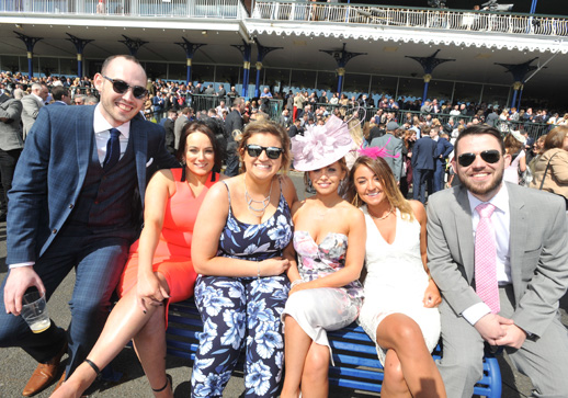 A great day out is always on the card at Ayr Racecourse